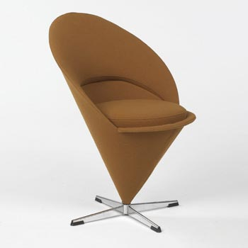Cone chair by Wright