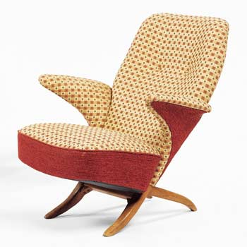 Penguin lounge chair