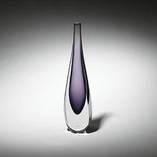 Sommerso vase