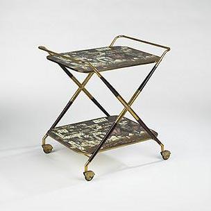 Wright-Bar cart