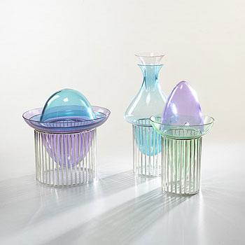 Palafitte vases, set of three