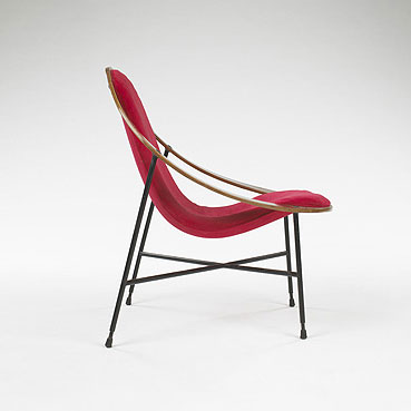 Lounge chair by Wright