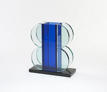 Vase, model #2664 by Wright