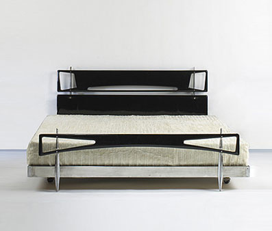 Wright-Bed from the Bini residence