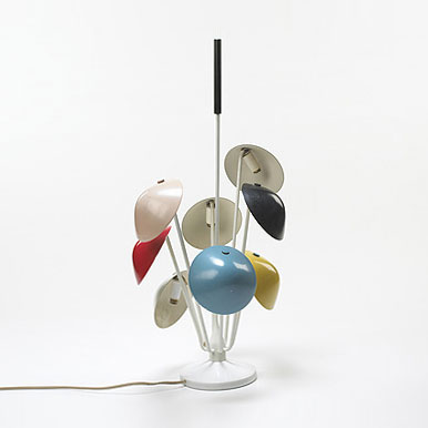 Table lamp, model #534