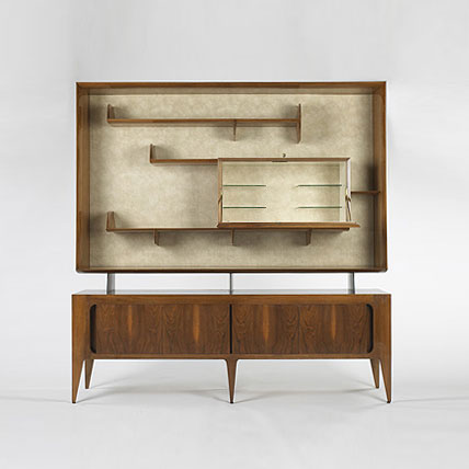 Display cabinet by Wright