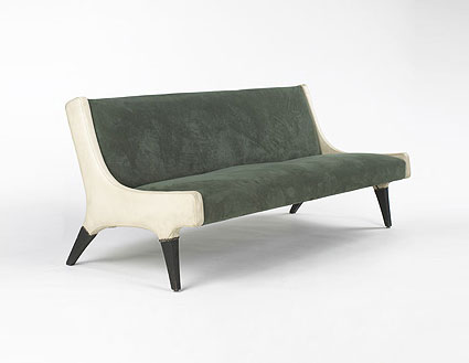 Sofa (Hotel Parco dei Principi) by Wright