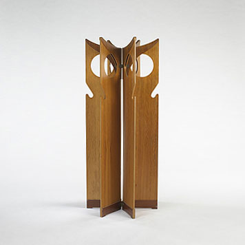 Gufo coat rack