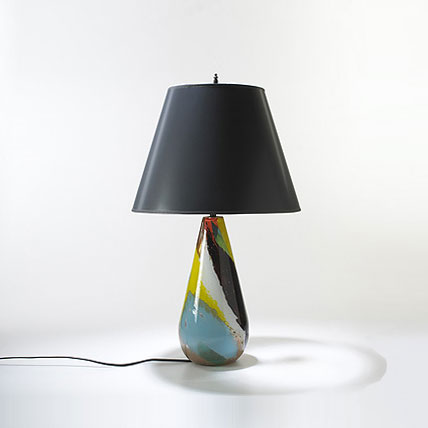 Wright-Oriente lamp