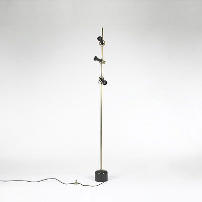 Trittico floor lamp