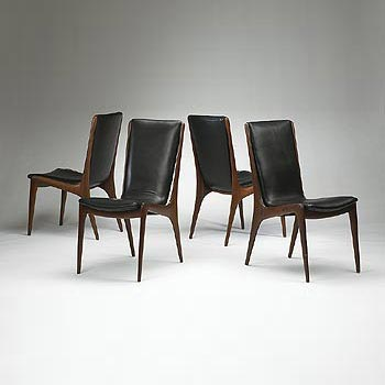 VK 101 dining chairs
