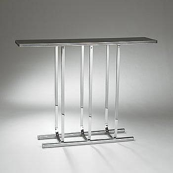 Console table by Wright