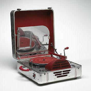 Wright-RCA Victor Special portable phonograph