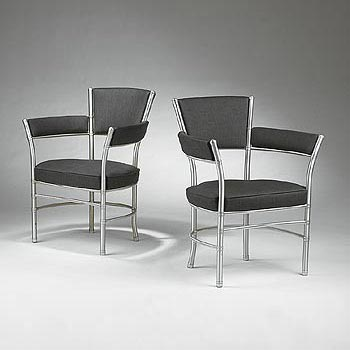 Armchairs model 1047-A