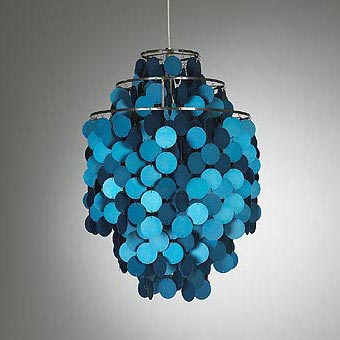 Fun lamp by Verner Panton