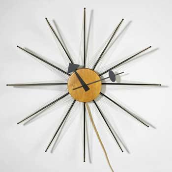 String clock