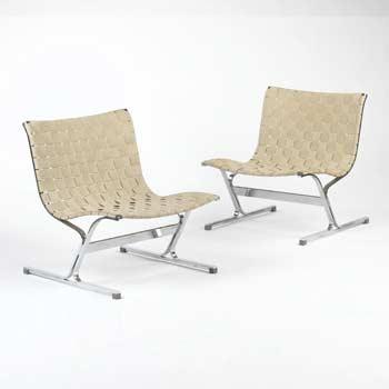 PLR 1 armchairs