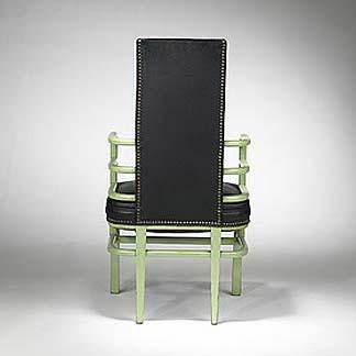 Wright-The K.E.M. Weber Group armchair