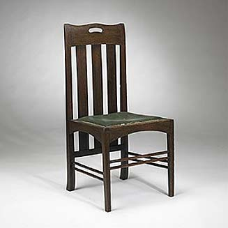 Mrs. Cranston's Tea Room chair