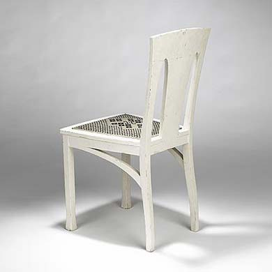 Side chair by Wright