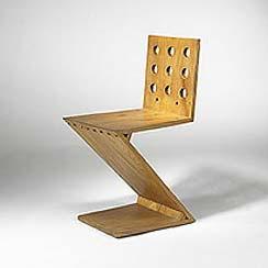 Zig Zag chair