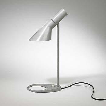 Visor desk lamp