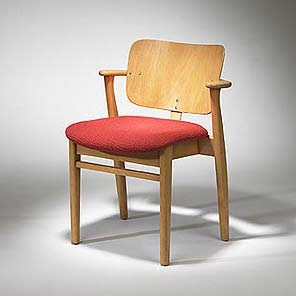 Domus stacking chair
