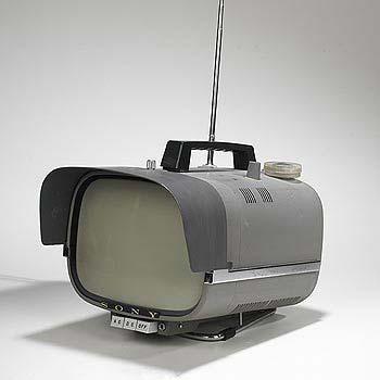 Portable Transistor Television