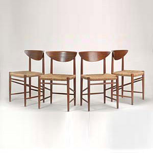 Quittenbaum-Chairs