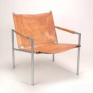 Lounge chair 'SZ 01- Cato'