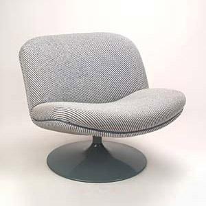 Quittenbaum-Lounge chair 'Swivel Chair'