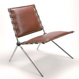 Lounge chair 'PSE 58'