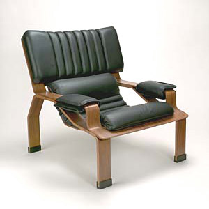Lounge chair 'Supercomfort'