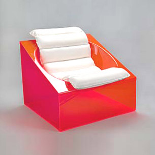 Lounge chair 'Toy' de Quittenbaum