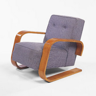 Model 37 lounge chair