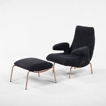 Delfino chair/footstool