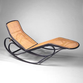 Wright-Rocking chaise