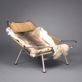 Flag Halyard lounge chair