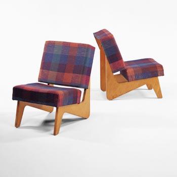 FB03 lounge chairs