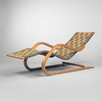 Chaise lounge model 43