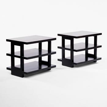 End tables von Wright