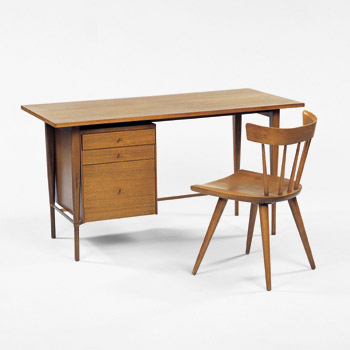 Desk/chair by Wright