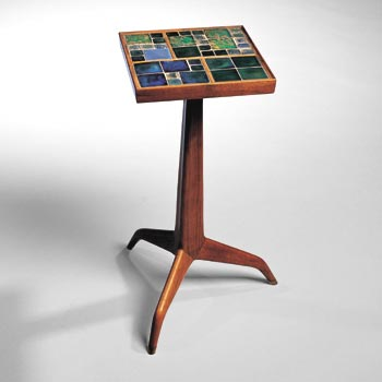 Janus side table von Wright