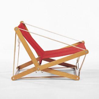 Cricket folding chair