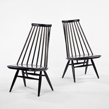 Mademoiselle lounge chairs