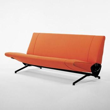 D-70 sofa de Wright