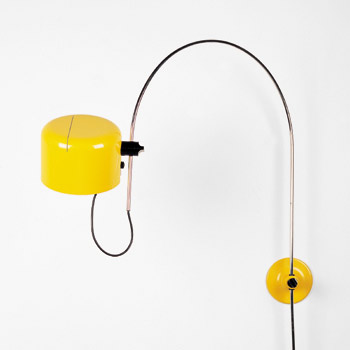 Coupe wall lamp