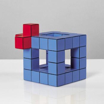 Pantonef cube