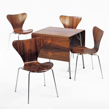 Dining chairs/table