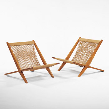 Snedkerier lounge chair